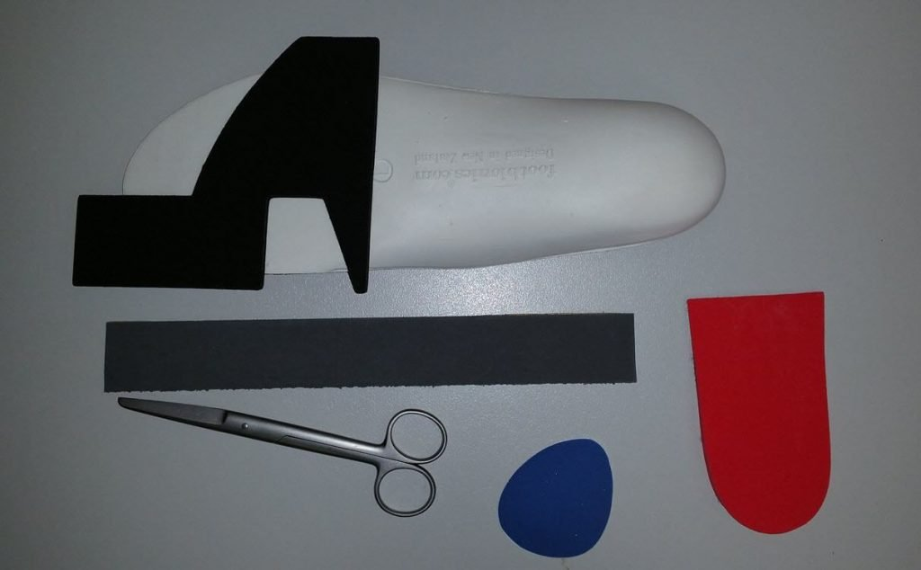 Orthotic Design features that facilitate the windlass mechanism