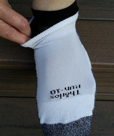 double socks or double layer socks