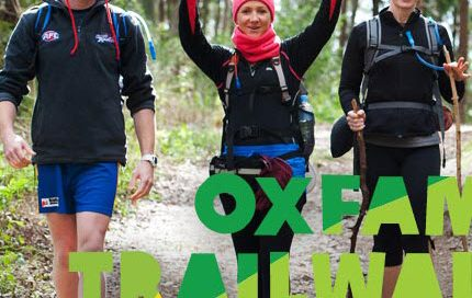 oxfam trailwalker blister preparation