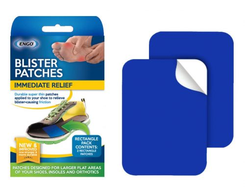 ENGO Rectangle Patches: Big Area Blister Protection