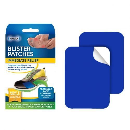 ENGO Blister Patches Rectangle Pack