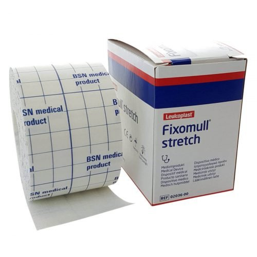 fixomull stretch tape 5cm 2 inch