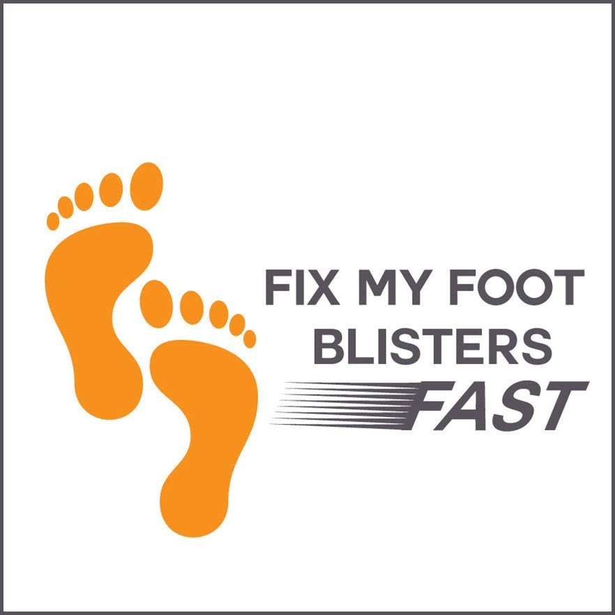 blister course fix my foot blisters fast