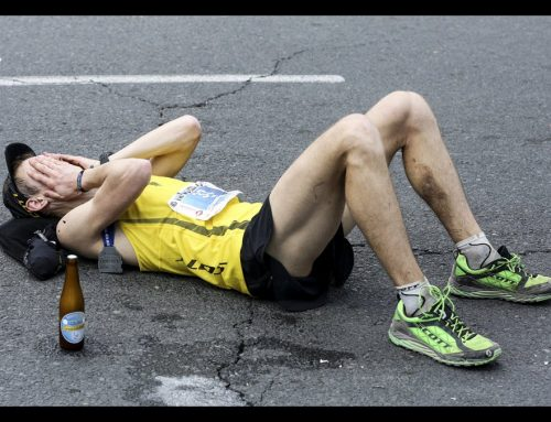 Marathon Blisters: Why On Race Day, Not Training?