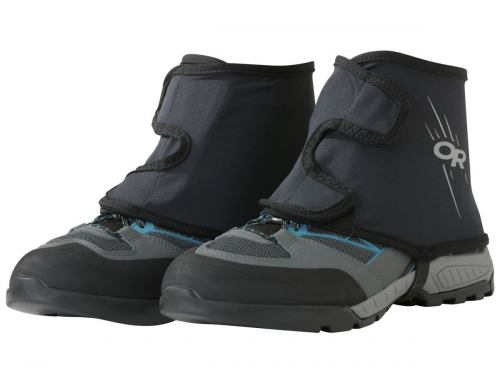 How To Use Hiking and Running Gaiters