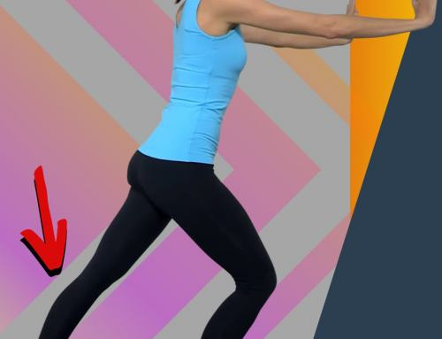 Calf Stretch Video Demo – Technique is EVERYTHING!